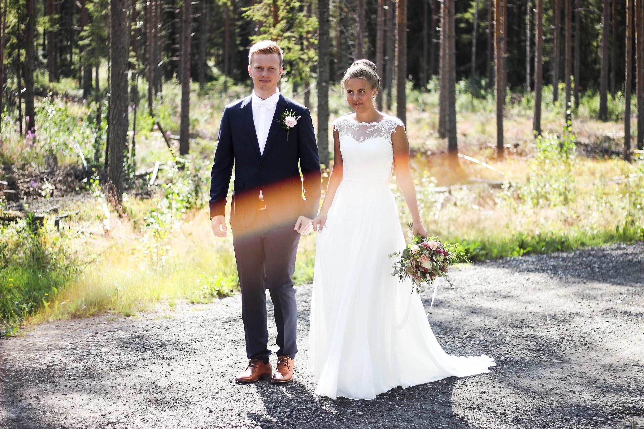 Bröllopsfotografering +