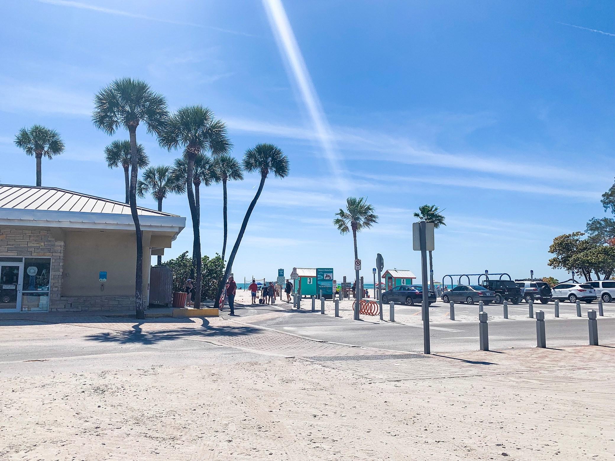 Dag 6 i Florida - Anna Maria Island