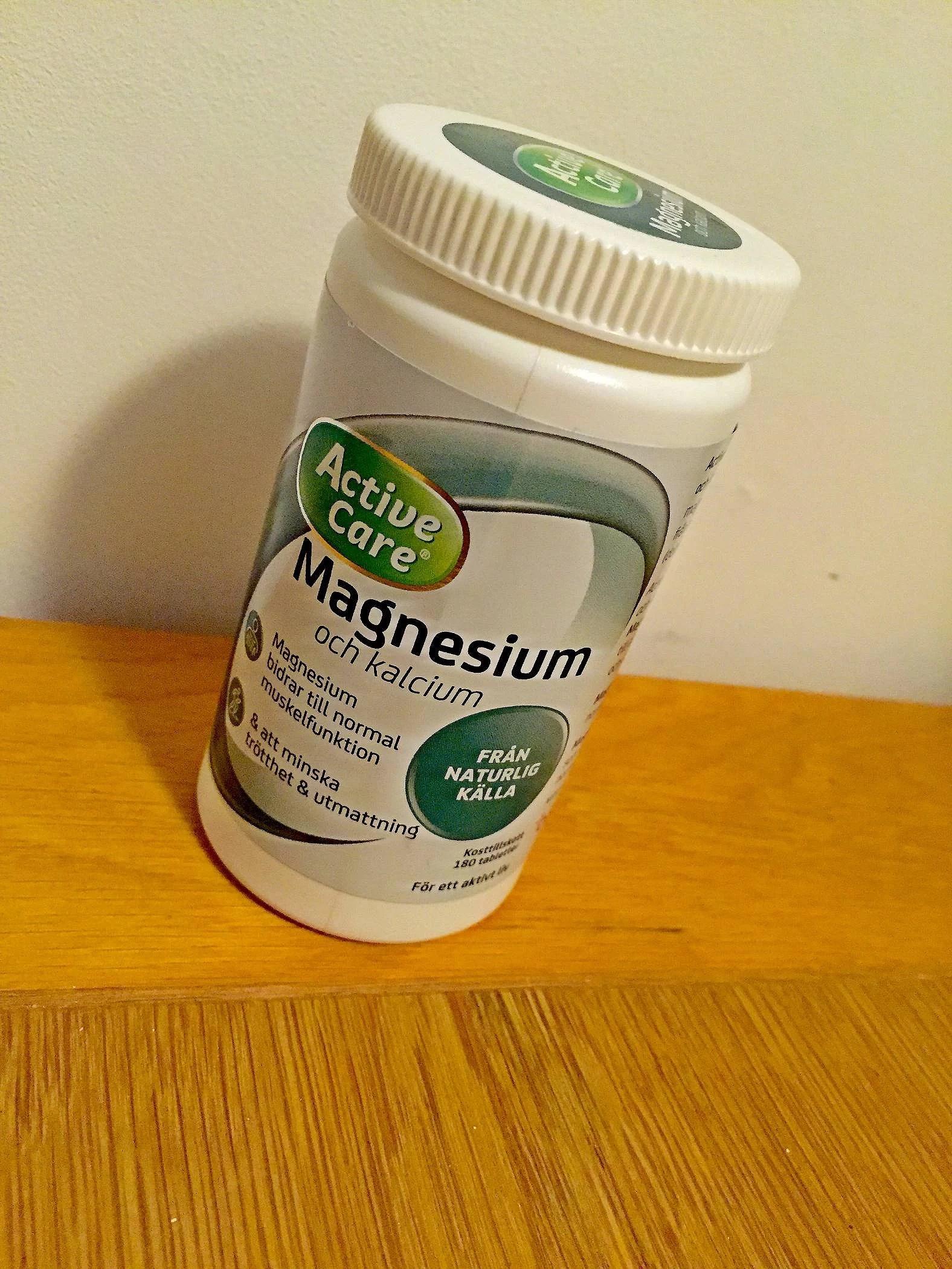 active care magnesium