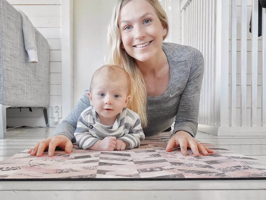 Rasmus 3 månader