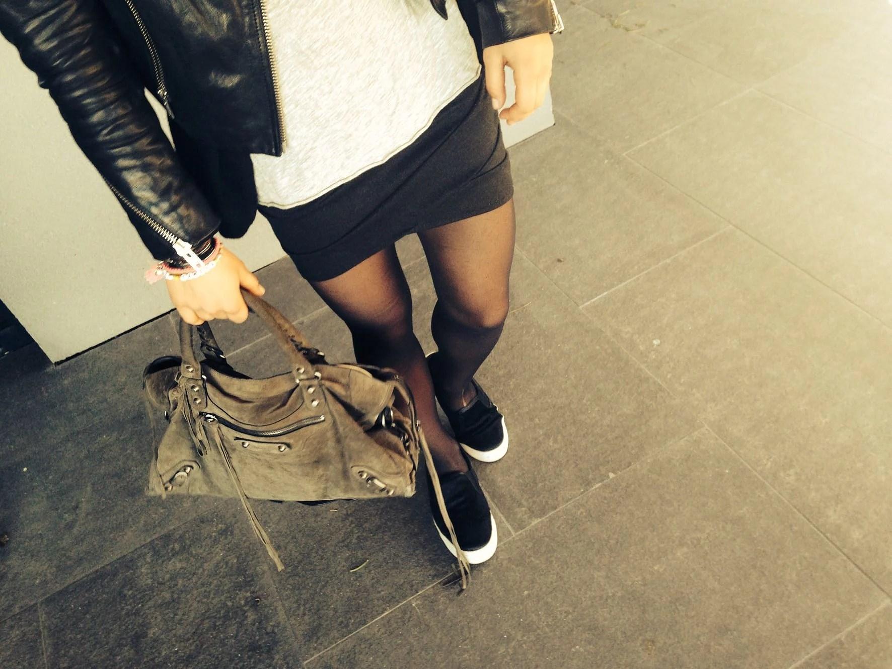 Balenciaga Väska Säljes : Outfit in transfer gertrudes