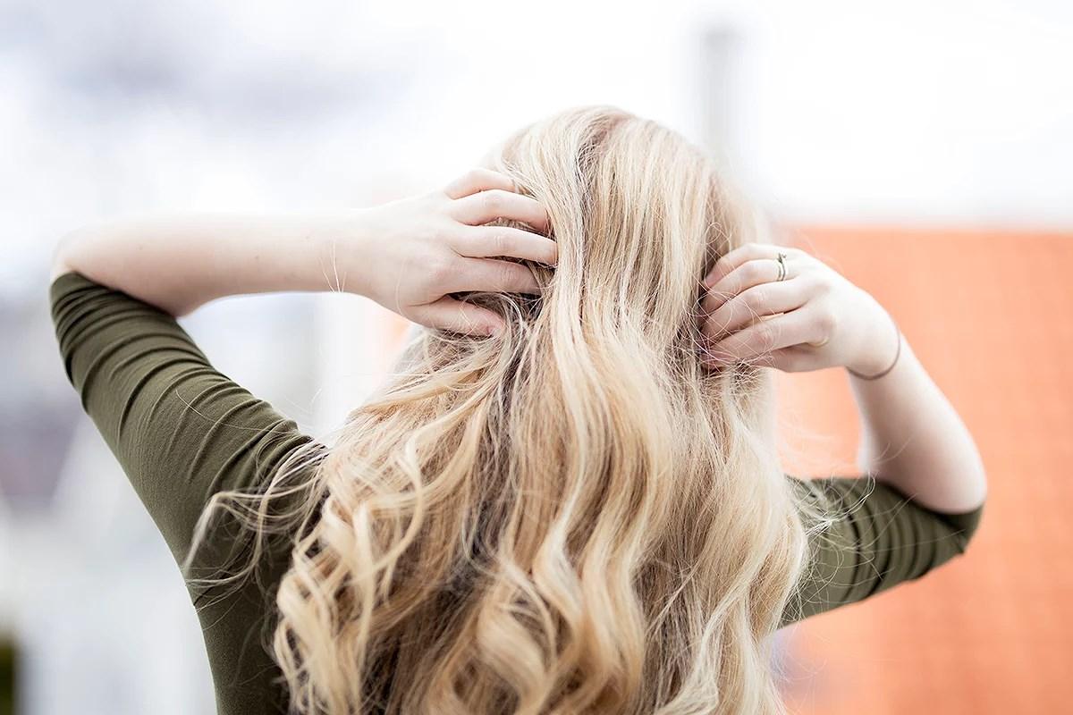 krist.in hår plingasalong stavanger sandnes frisør blond