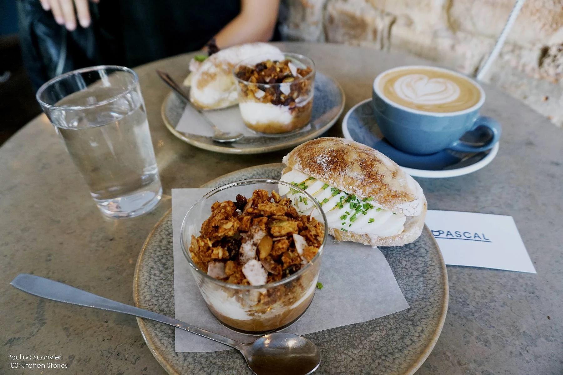 Where to Eat? // Stockholm - Café Pascal
