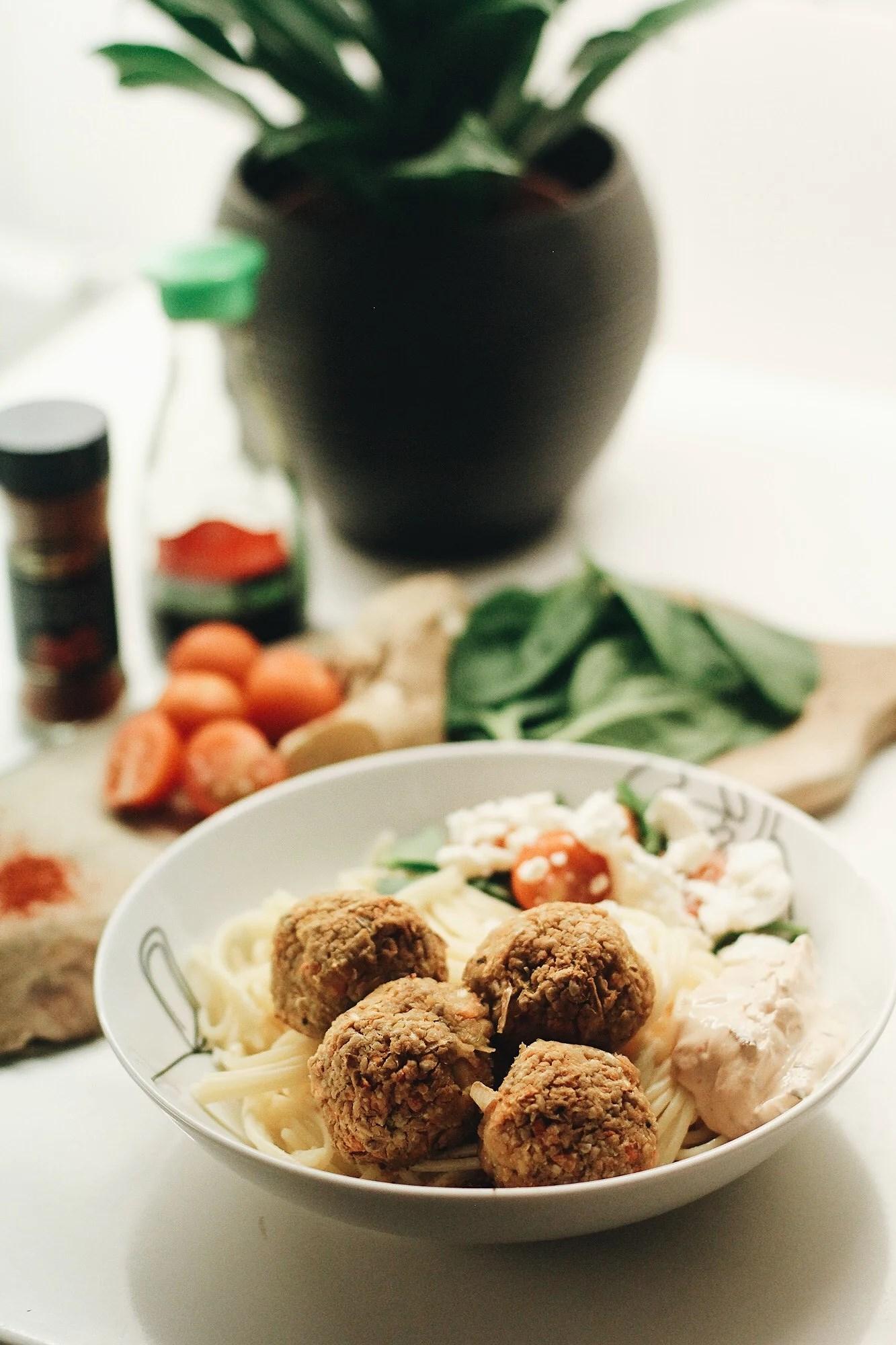 morot- och ingefärsbollar. (vegan + gf)