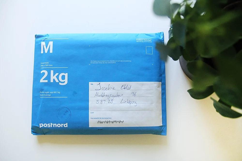 Det hemliga paketet!