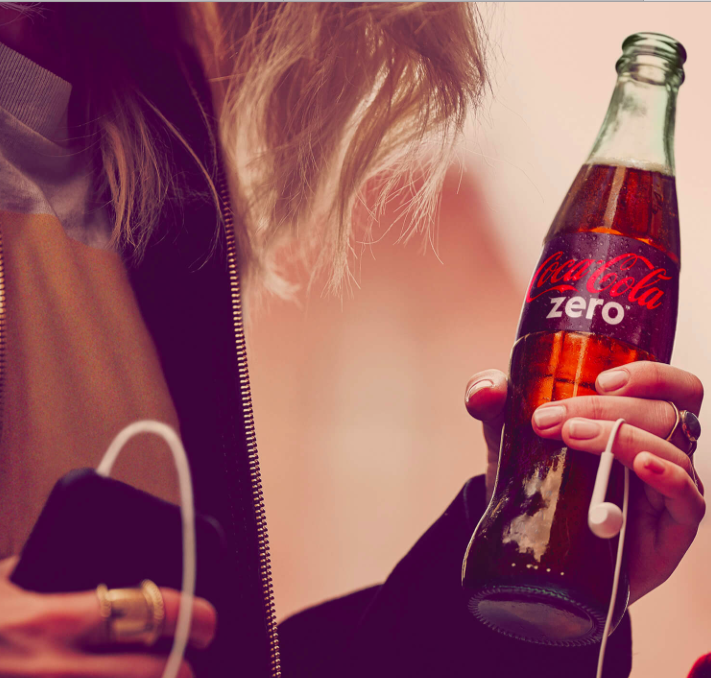 Gratis coca Cola !