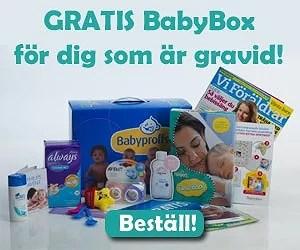 babybox från babyland eller babyproffsen