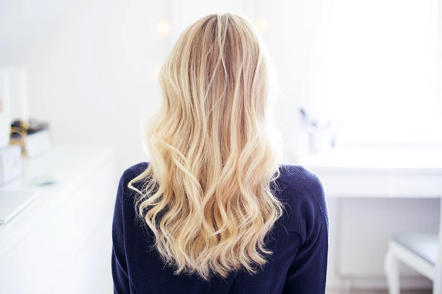 Nytt och fräscht hår