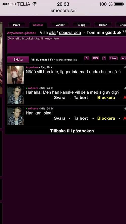 liten och nätt ledsagare sex i Borås