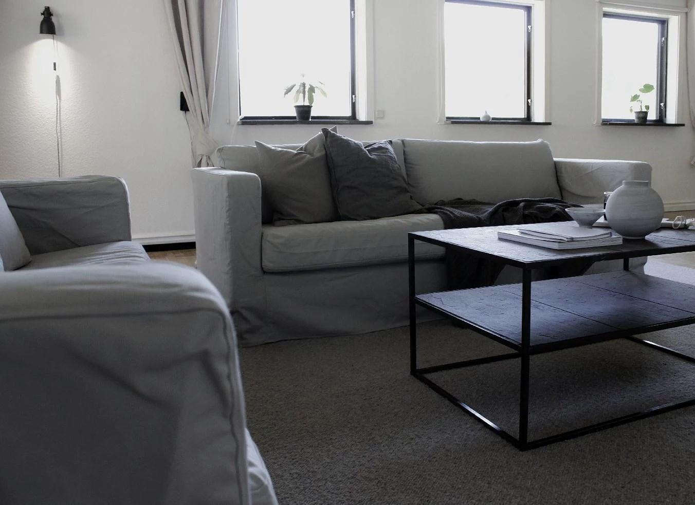 Linne eller bomullstyg till soffan?