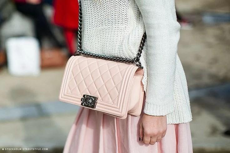 Chanel Boy Bag - Budget variant