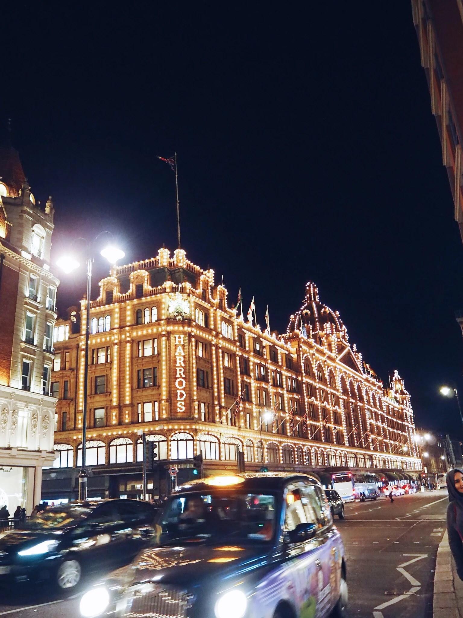 Mitt jobb i London