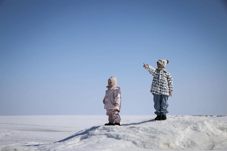 En dag vid havet