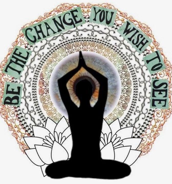 Idag ska jag prova yoga