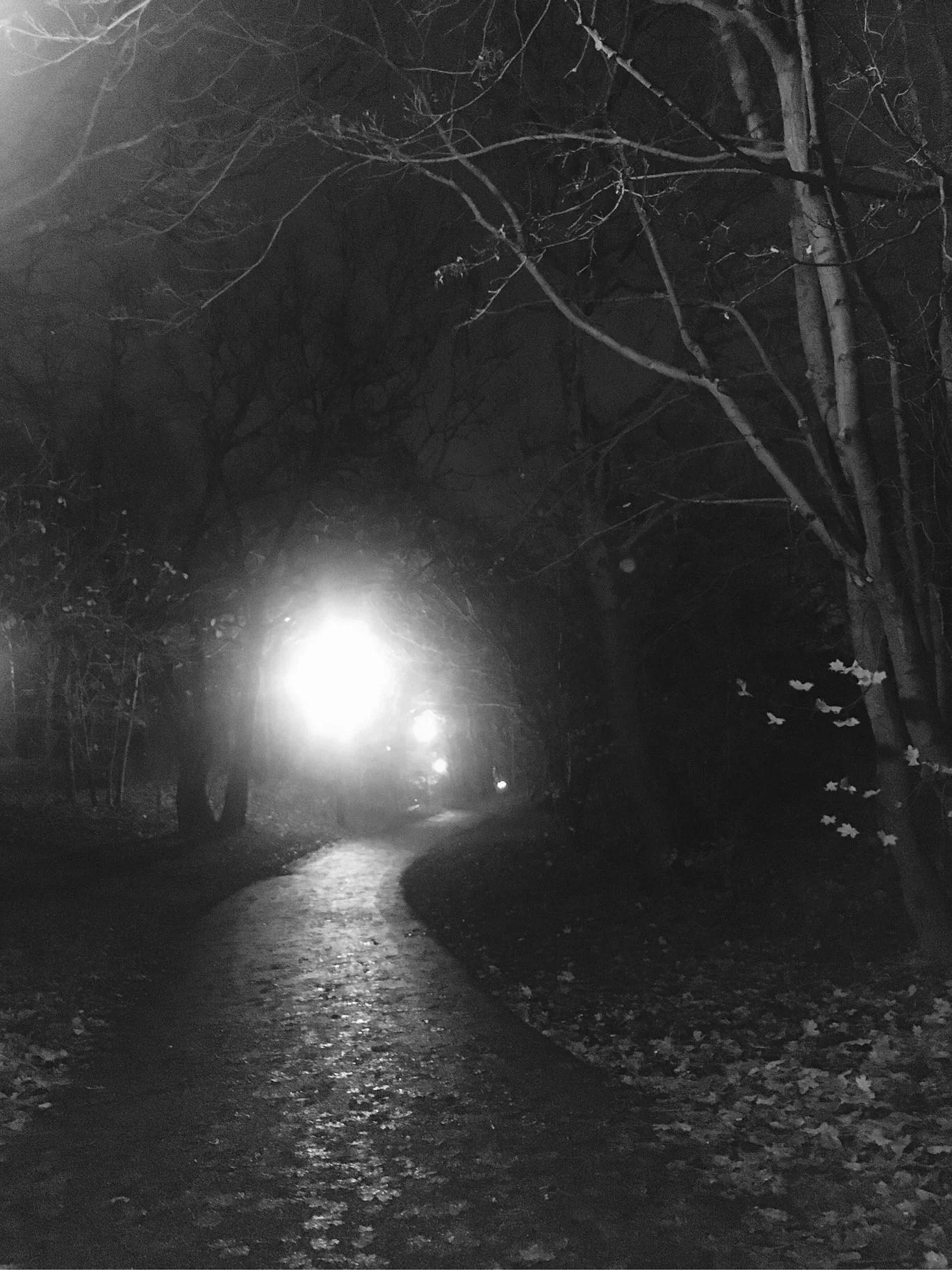 Natt promenad <3!