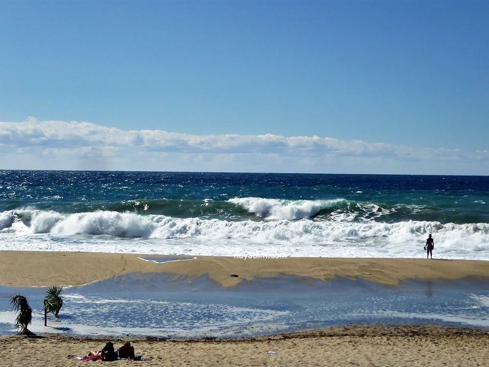 Those waves