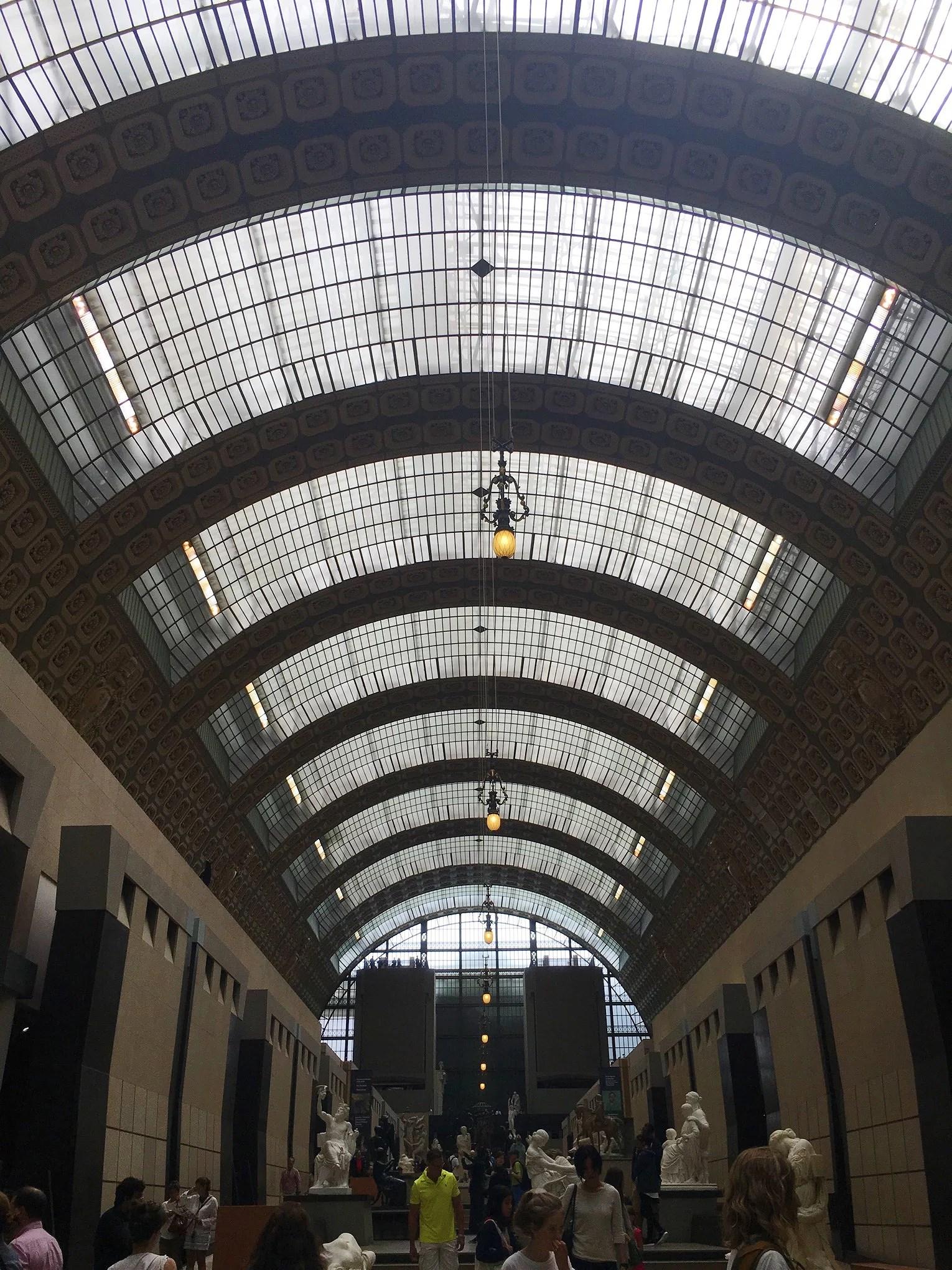 Musée d'Orsay & Laduree