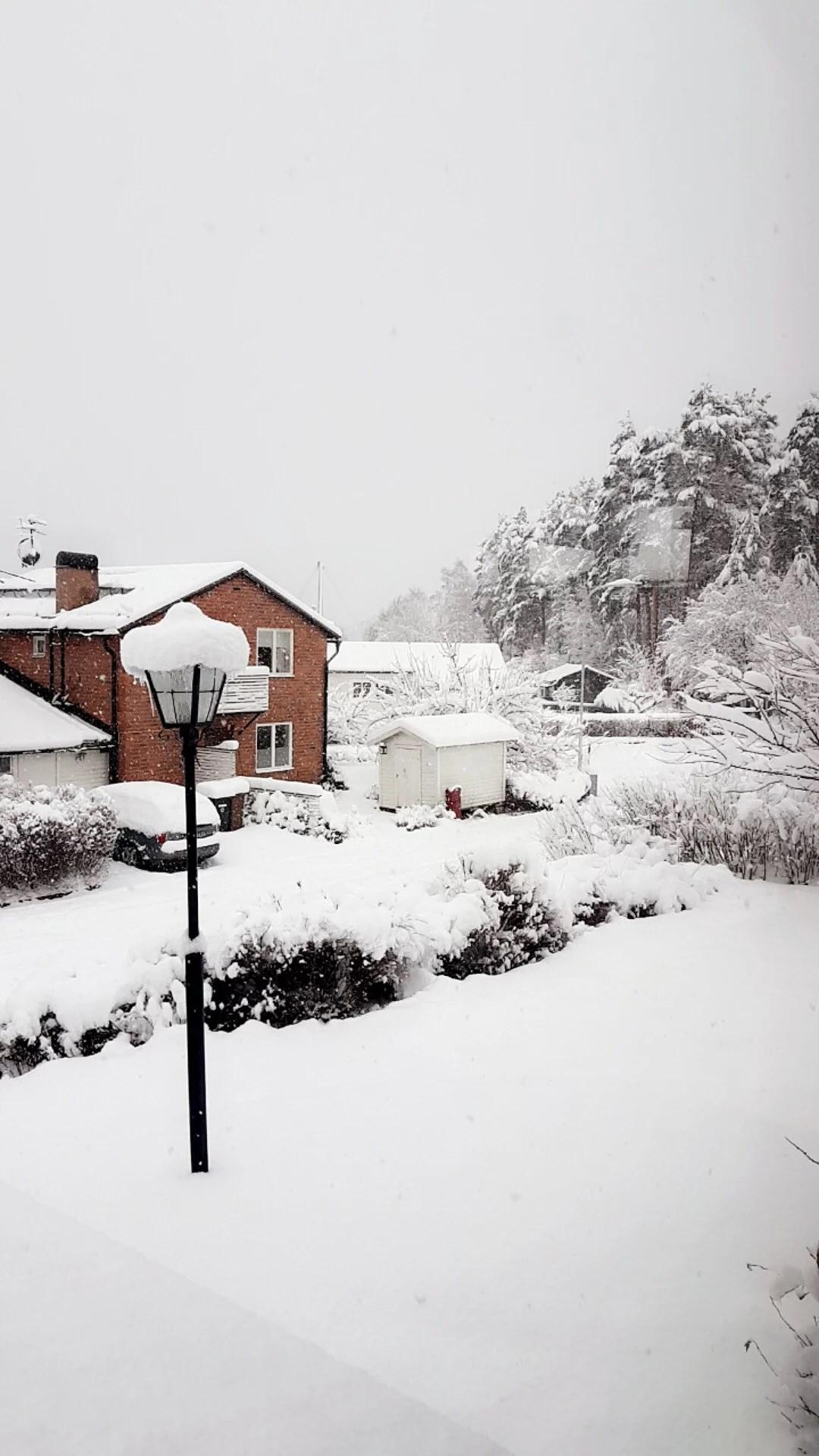 Långt från vinter!