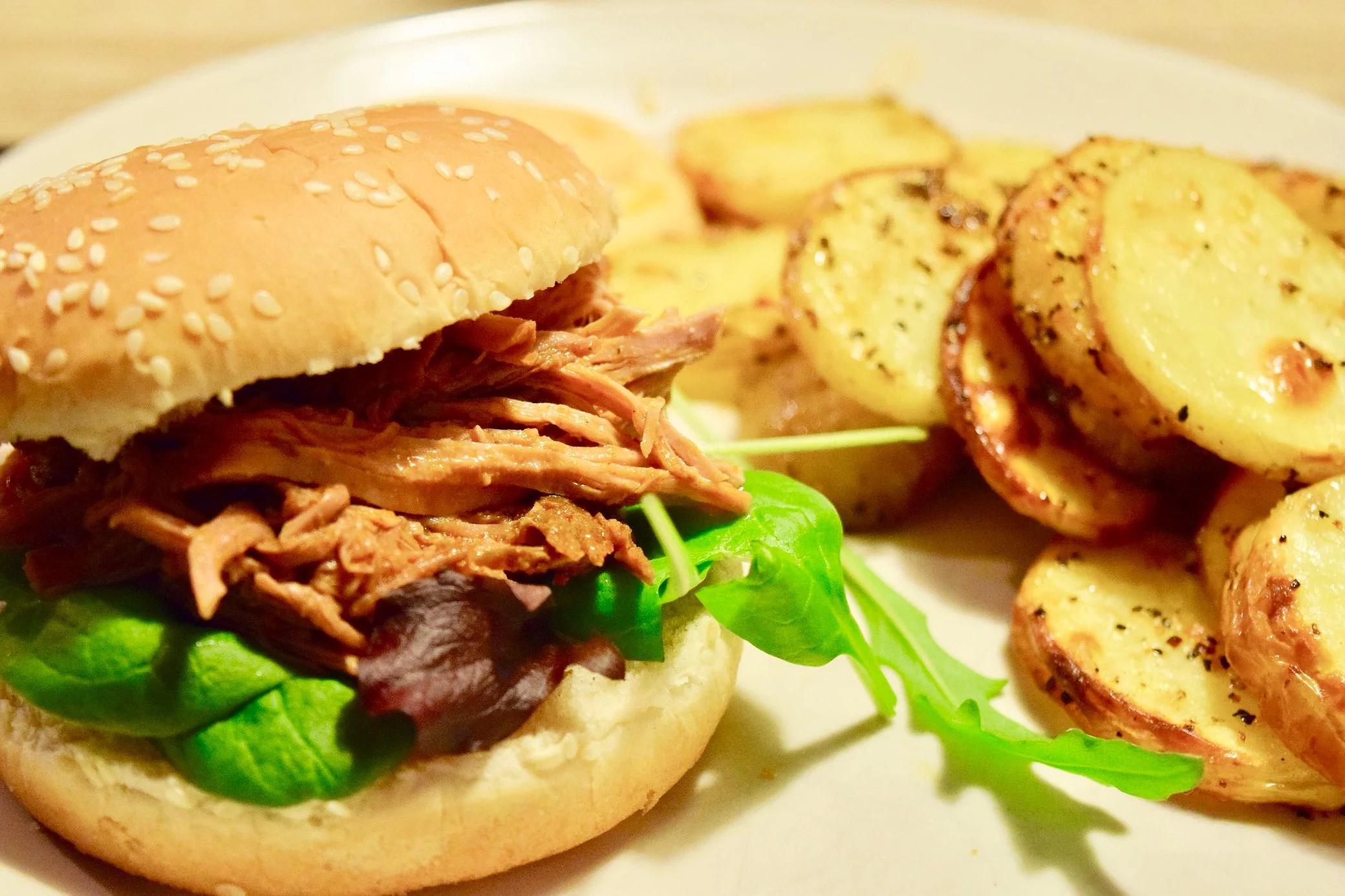 Dinner - Pulled Pork