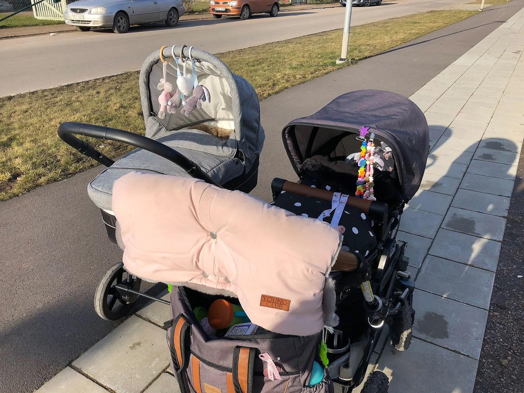 Promenad i solsken!