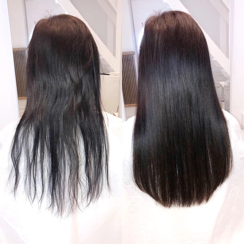 få fylligare hår