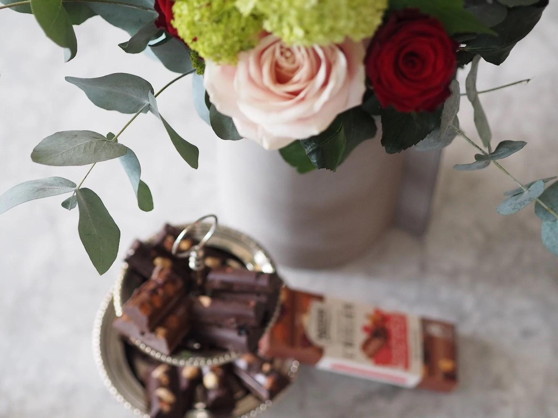 Grattis till din lyx choklad