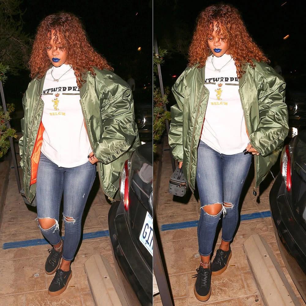 se Puma Skor Slojdakademin Puma Rihanna Rihanna qCwffX 3060b8bdf2fc5