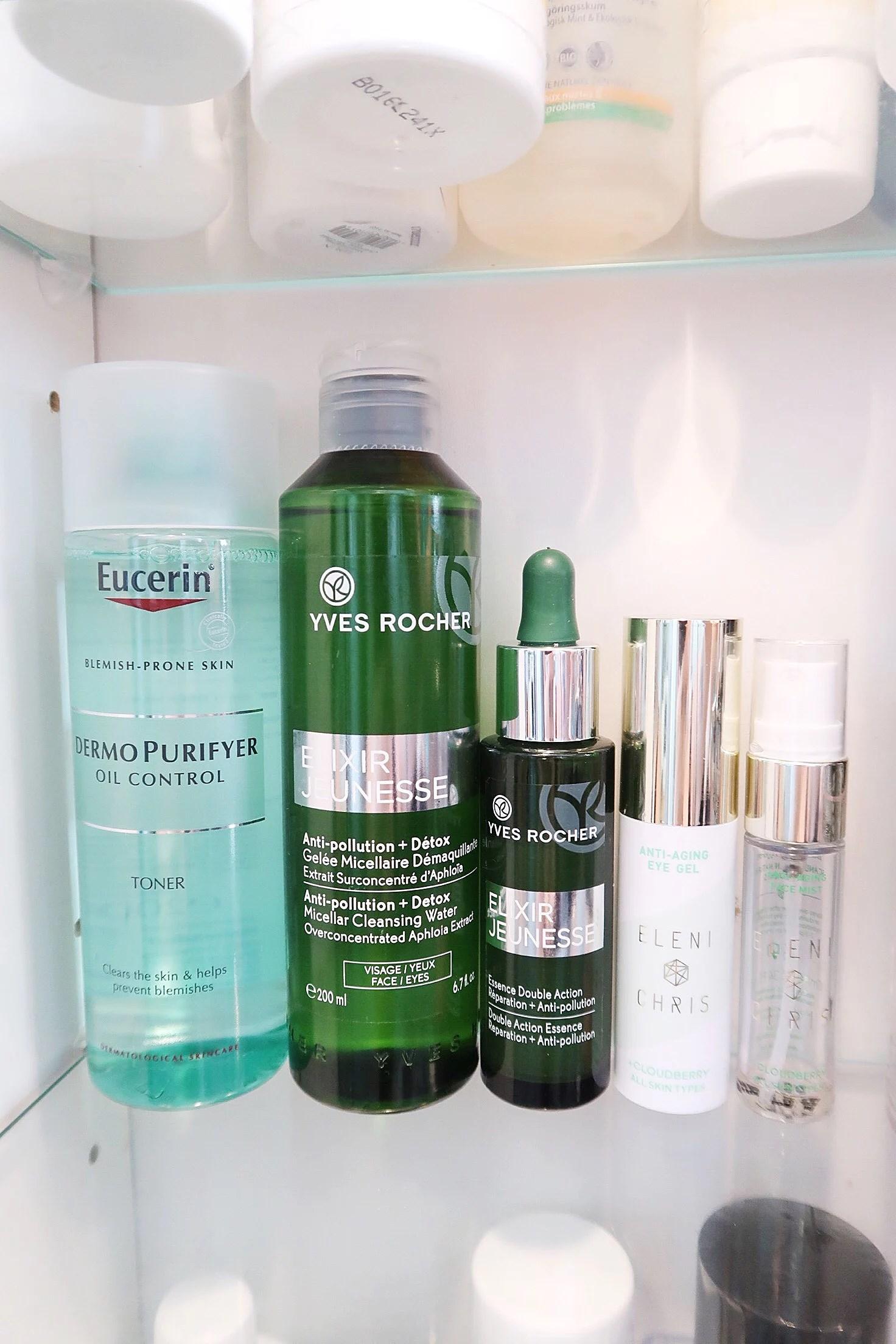 Nya produkter i min hudvårdsrutin!