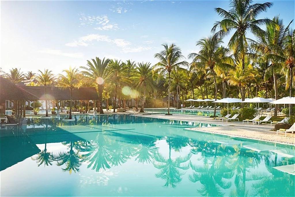 Vårt hotell på Mauritius
