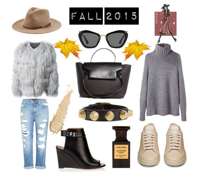 WISH-LIST FOR FALL