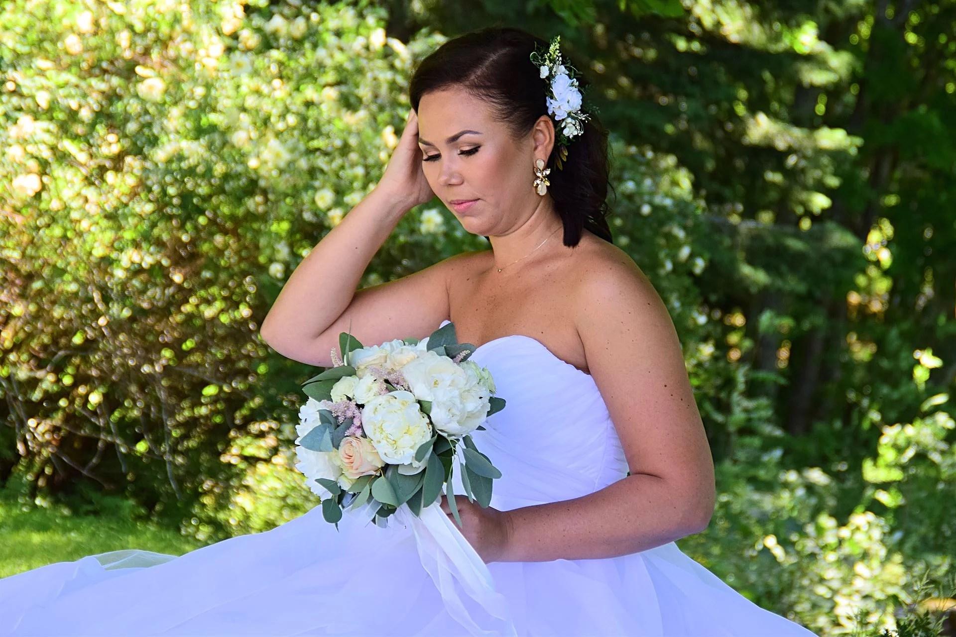 Glimtar från systers bröllop