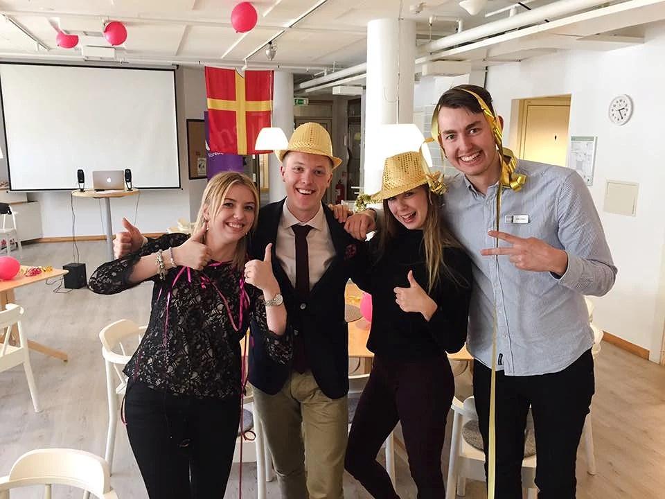 UF Alumni Skåne