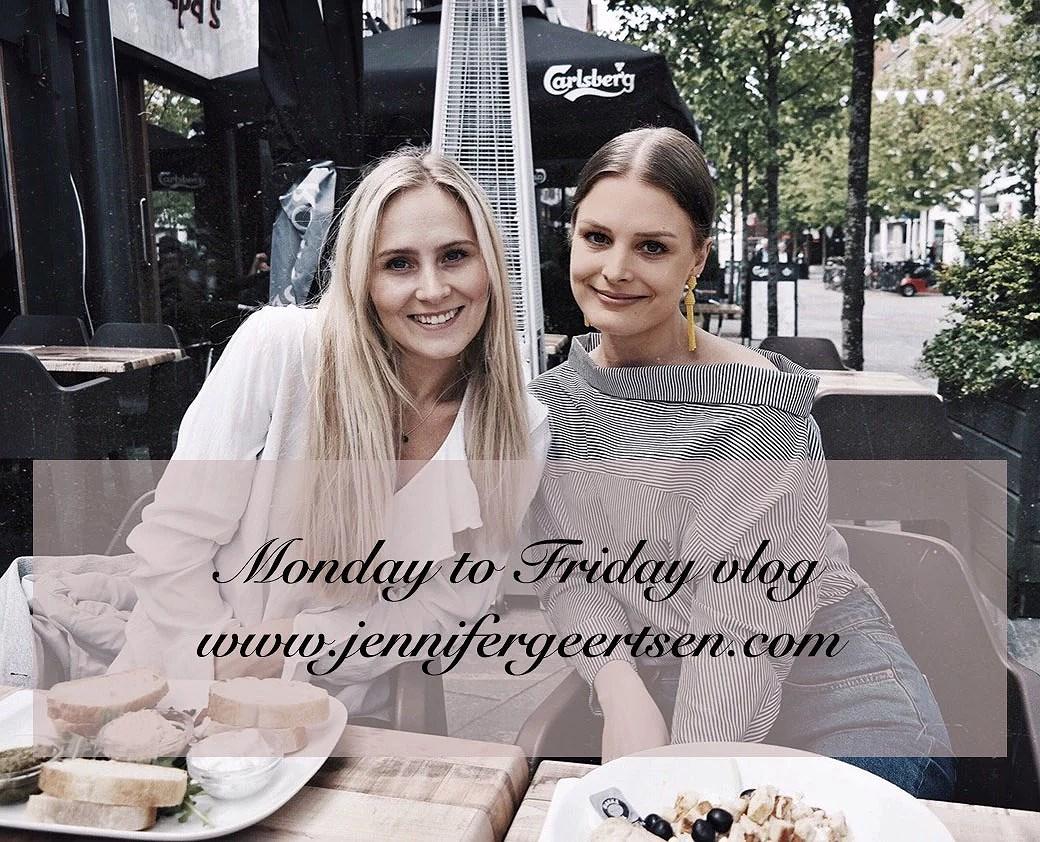 Monday to Friday Vlog