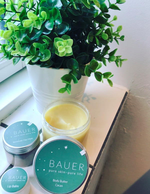 Bauer Skincare // Giveaway