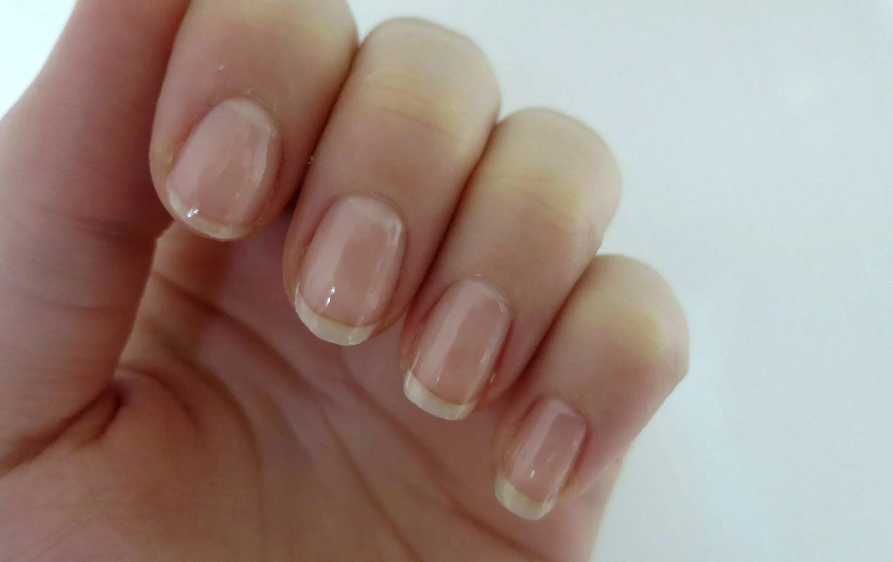 Stronger Nails - Opi Nail Envy