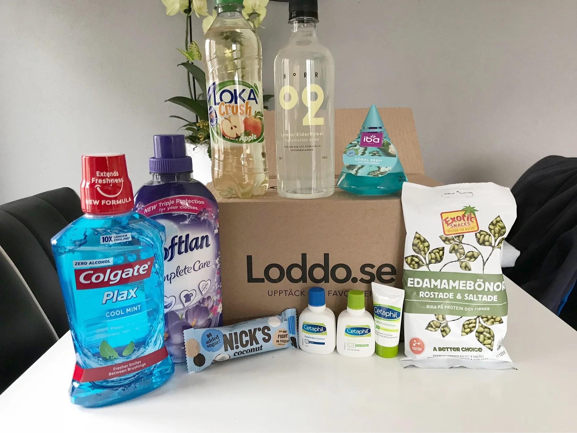 Loddo - Marsboxen