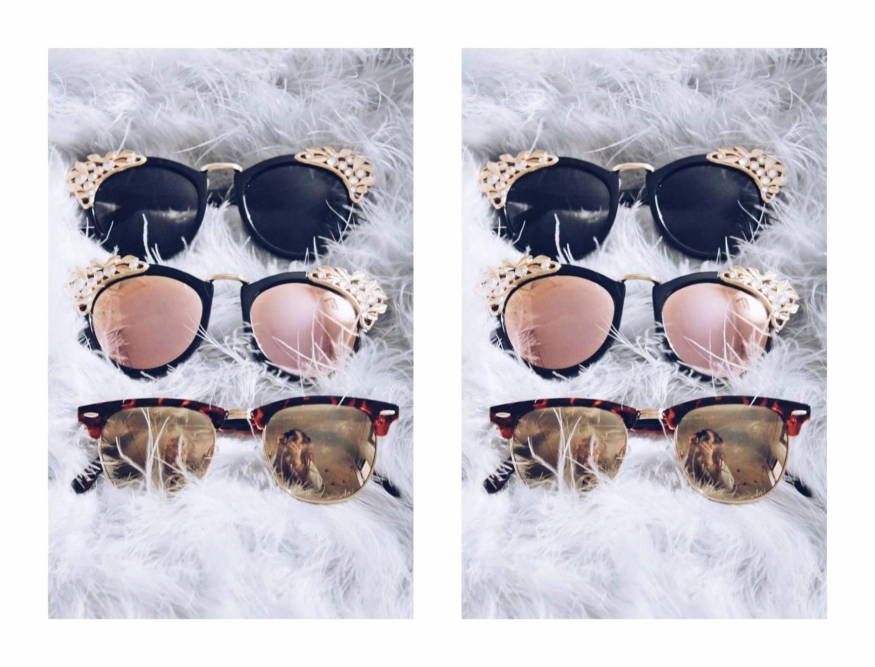 Solglasögon - Mina favoriter