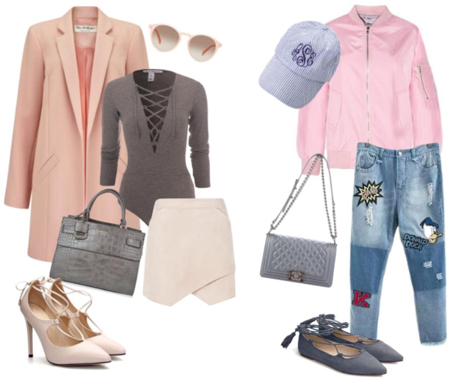 Trendy mody wiosna 2016