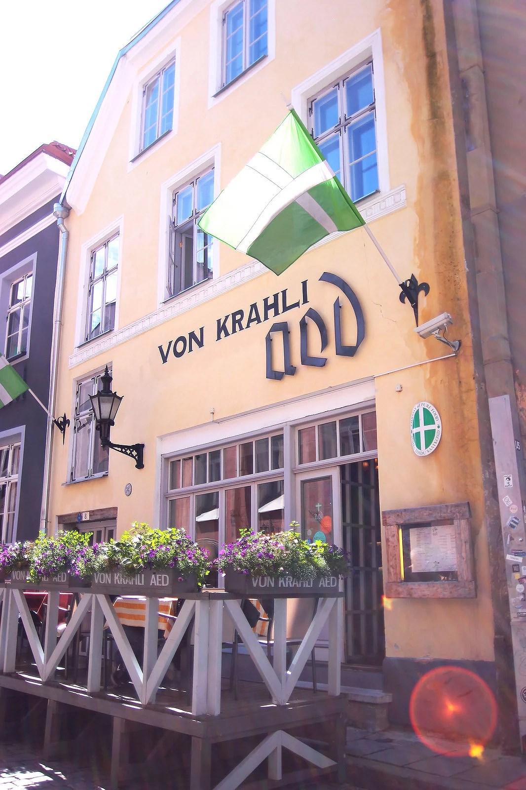 Where to eat in Tallinn
