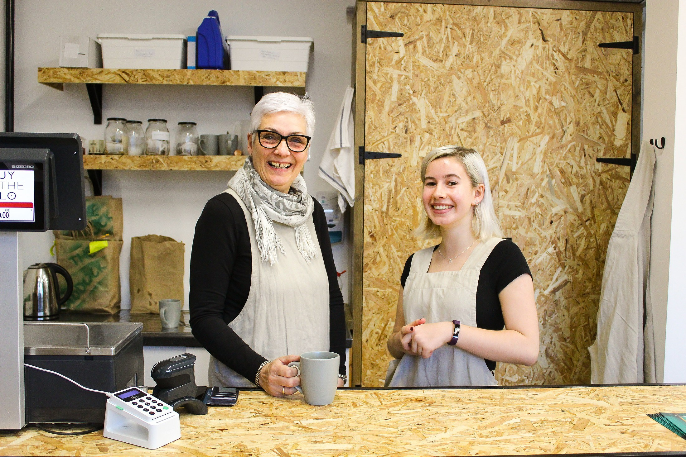 'Buy the Kilo' - A revolutionary Zero Waste Food Shop!