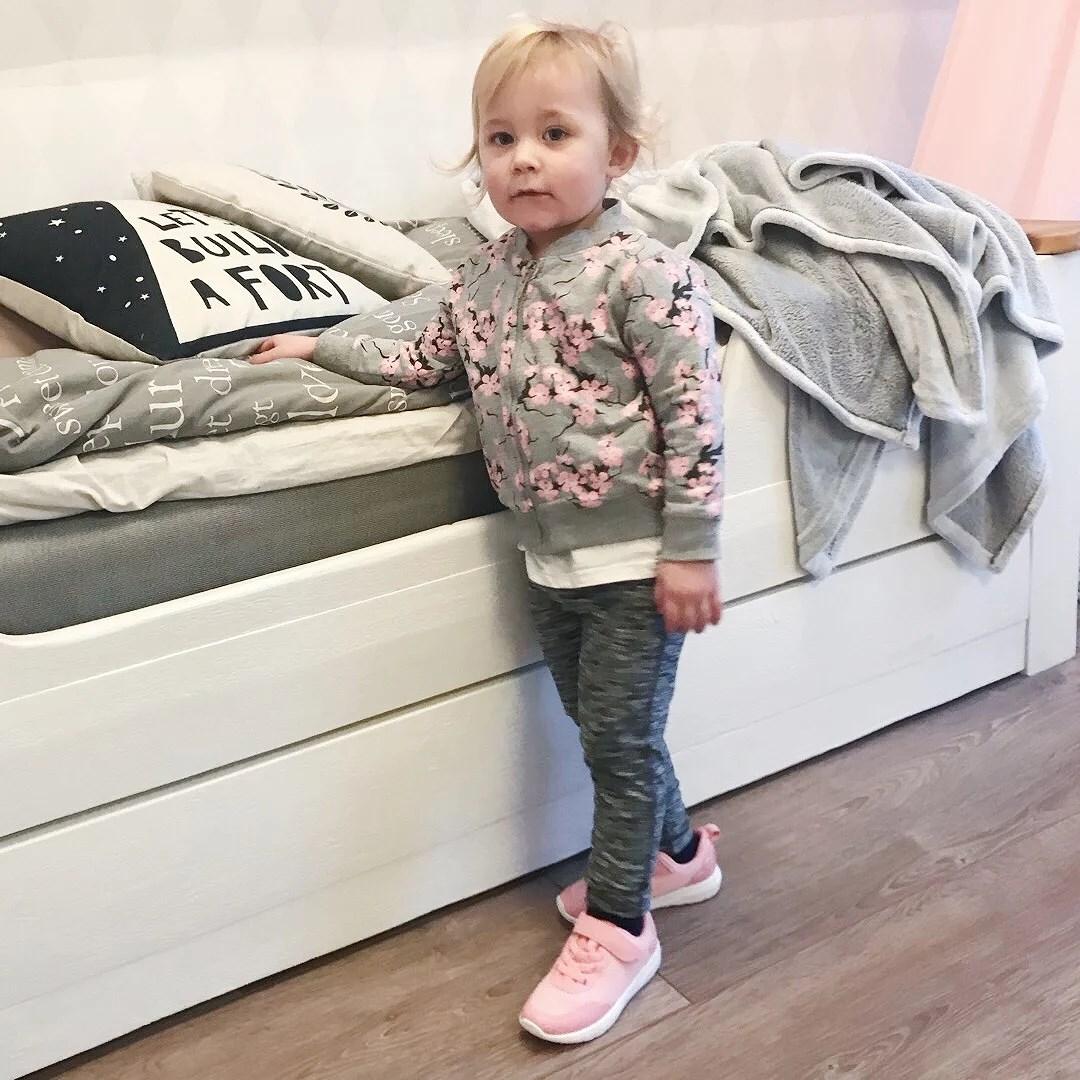 Näsblod och tårar - familjegymnastik