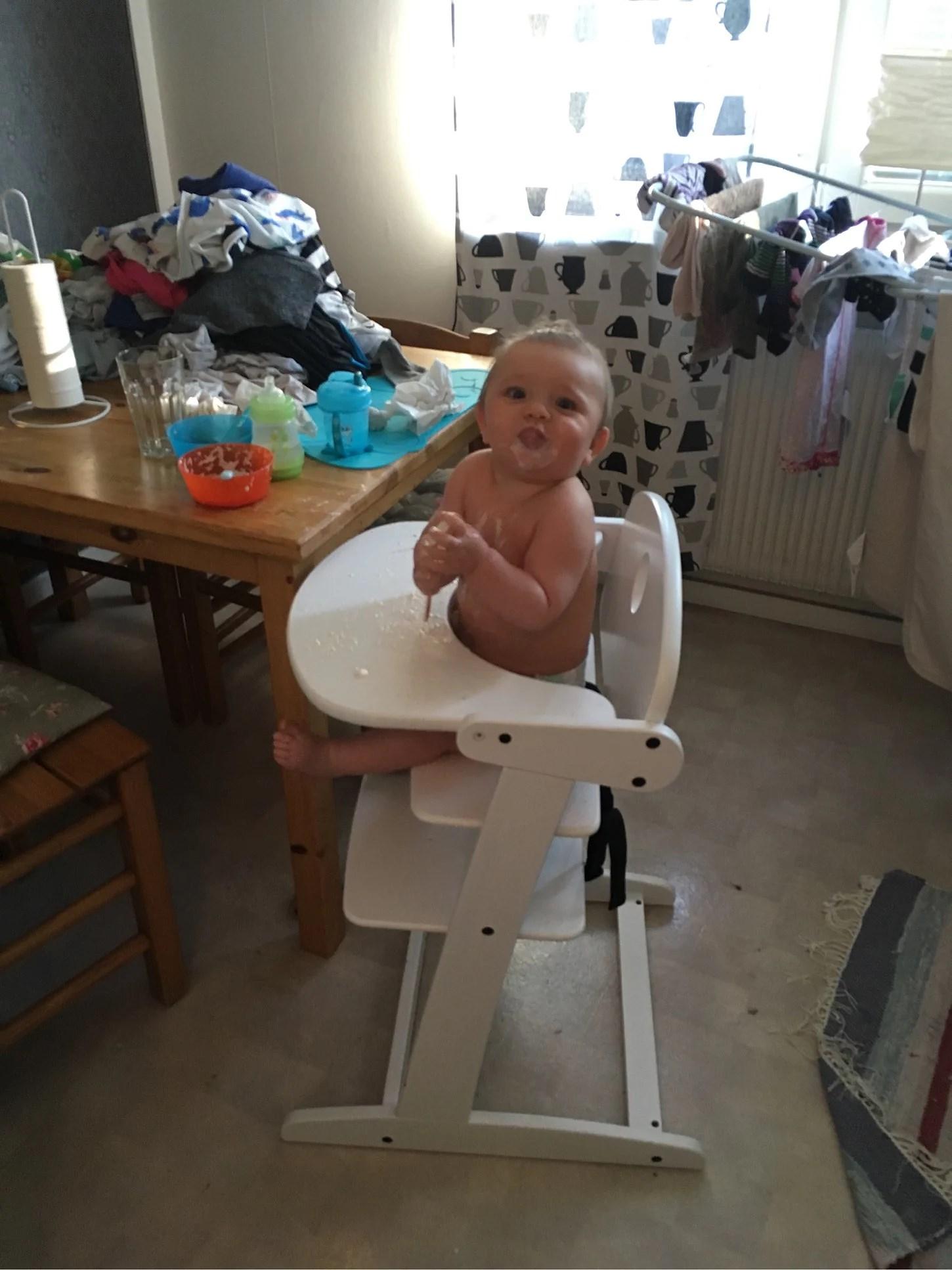 Härliga småbarnslivet