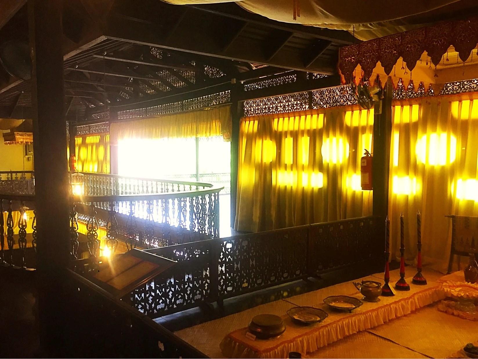 Kulturbesök i Kota Bharu