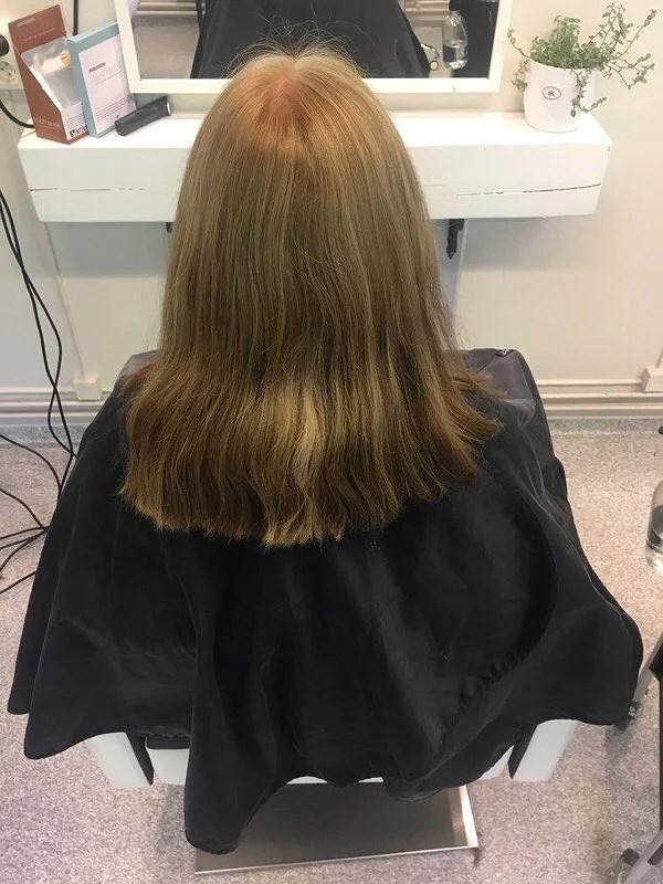 Nytt hår pt. 2