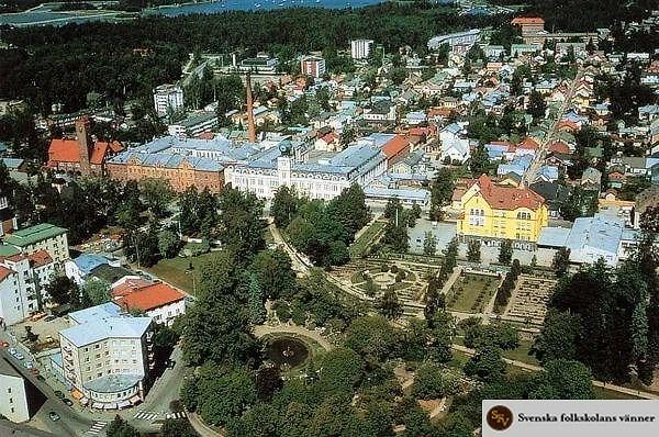 Jakobstad - Rimbo och Lite Stockholm