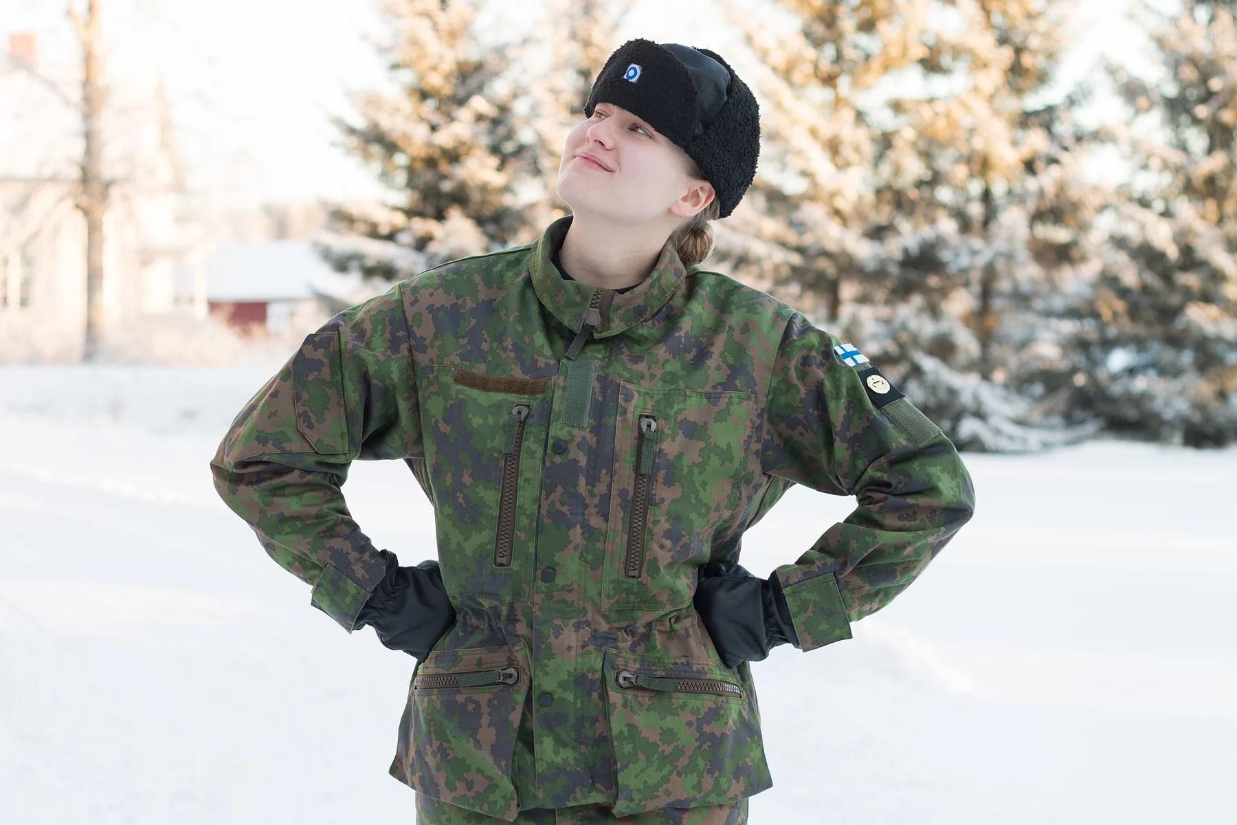 Låt mig vara din soldat