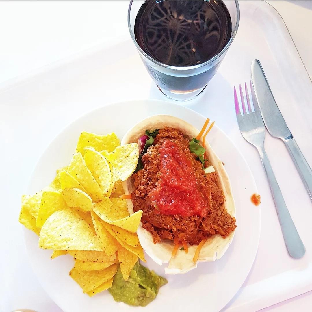 Nyhet: IKEA vegansk tacos