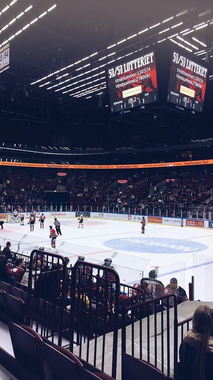 Malmö och Köpenhamn