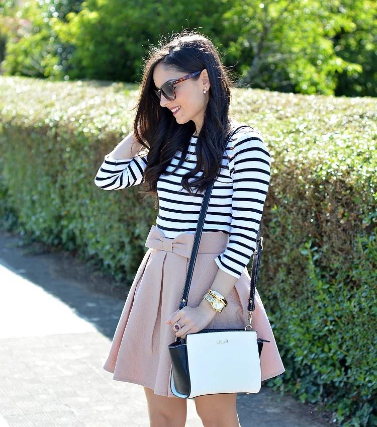zara_chicwish_ootd_outfit_como_combinar_stripes_falda_03