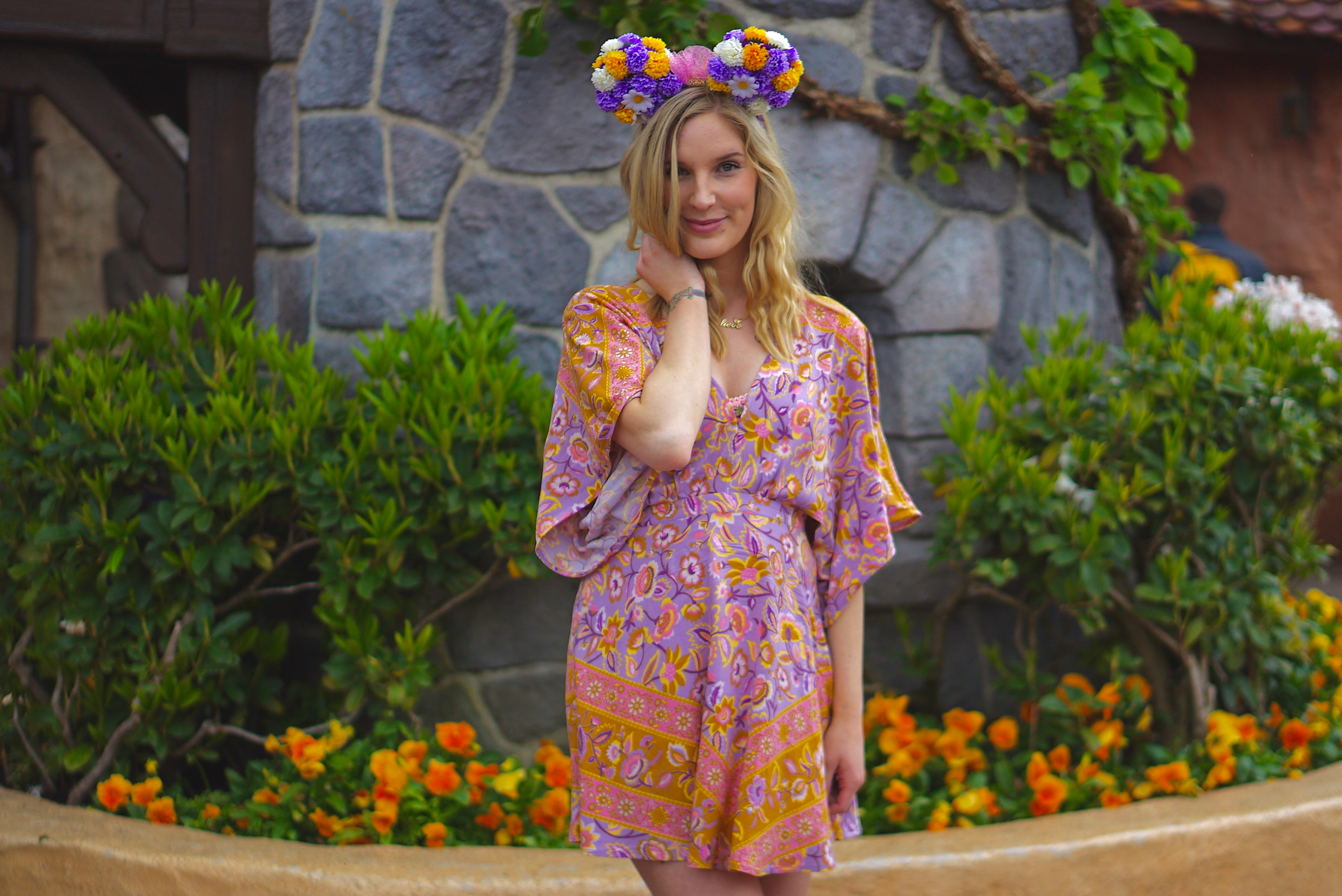 Disney Friday: Disneyland COUPLE'S Outfit - Tangled